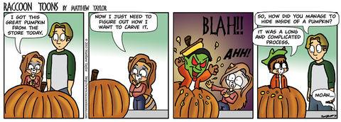 Pumpkin Scare