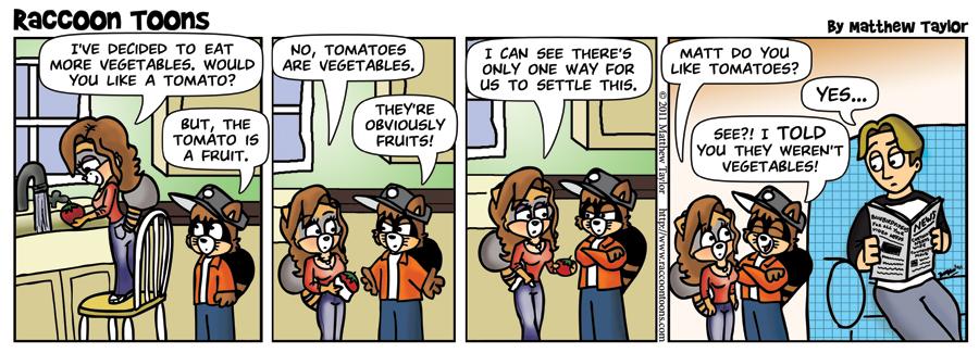Tomato, Tomäto
