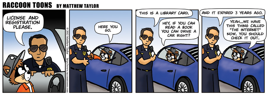 License, Registration, & Page Name